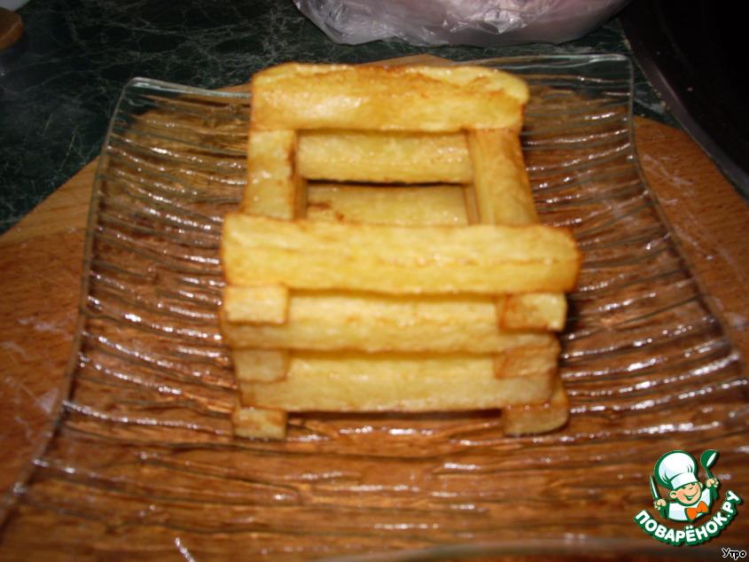 Тарталетки из картофеля рецепты с фото