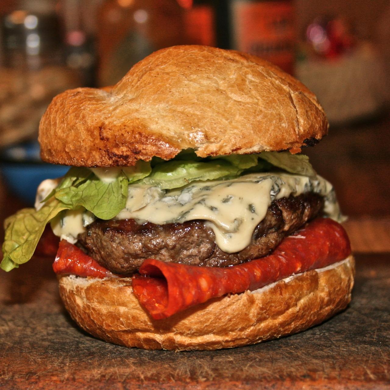 Как сделать гамбургер без котлеты в домашних условиях