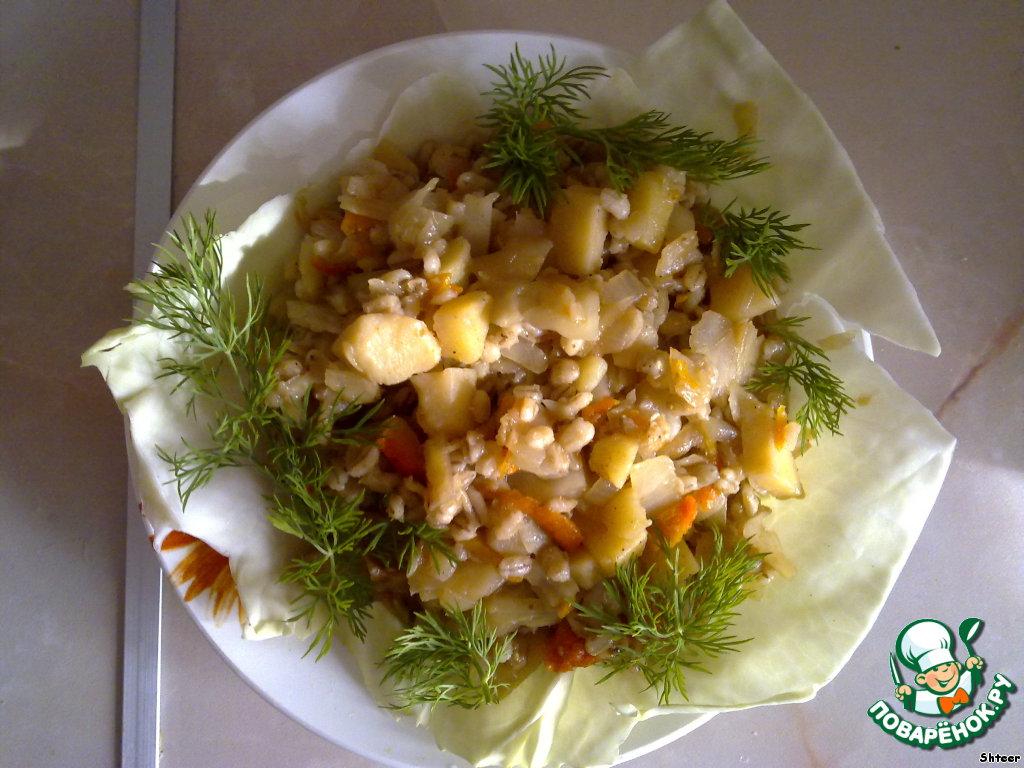 перловка с мясом рецепты приготовления с фото