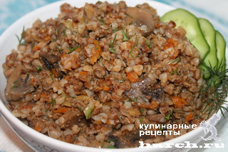 гречка с фаршем рецепт с фото