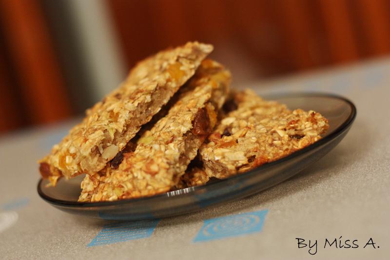 Ореховые батончики рецепт