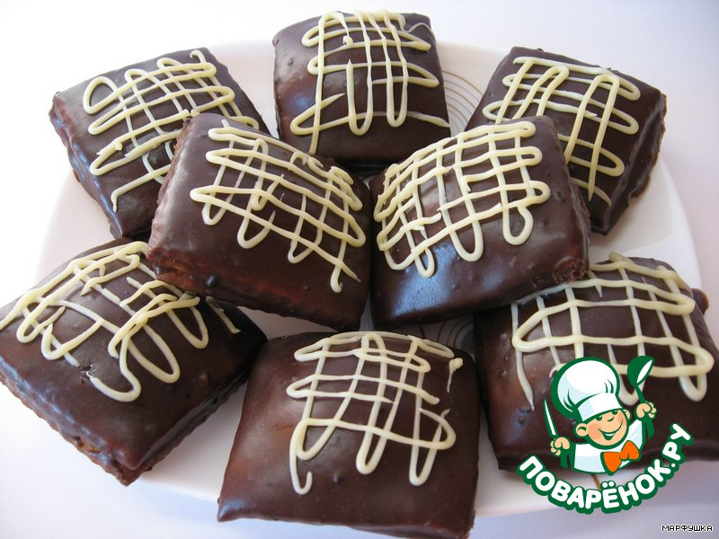 Пряники рецепт шоколадные