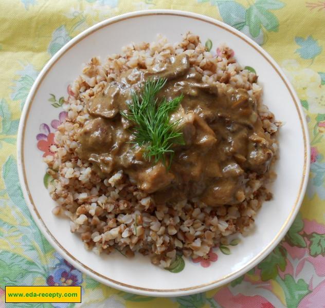 Подлив с мясом рецепт фото