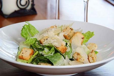 все рецепты приготовления салата цезарь