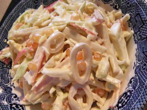 Рецепт блюда из морепродуктов плов