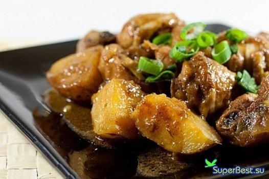 Рецепт из субпродуктов курицы