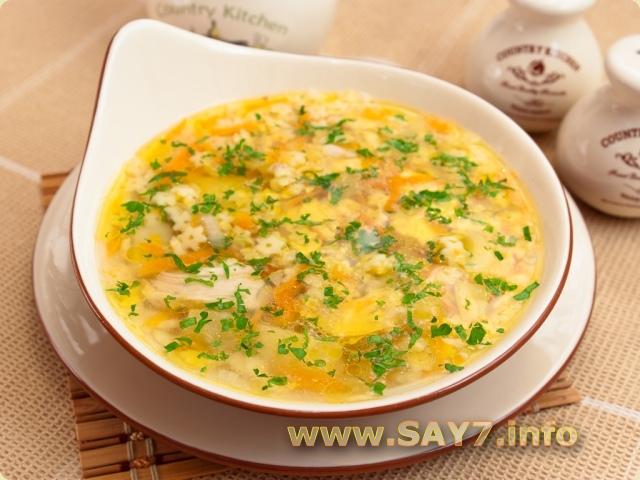 Суп из макарон рецепты