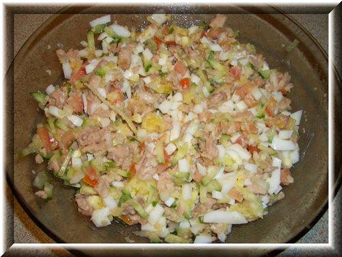 рецепт салат из печени с капустой рецепт