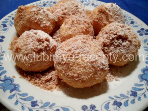 Рецепт итальянские бублики