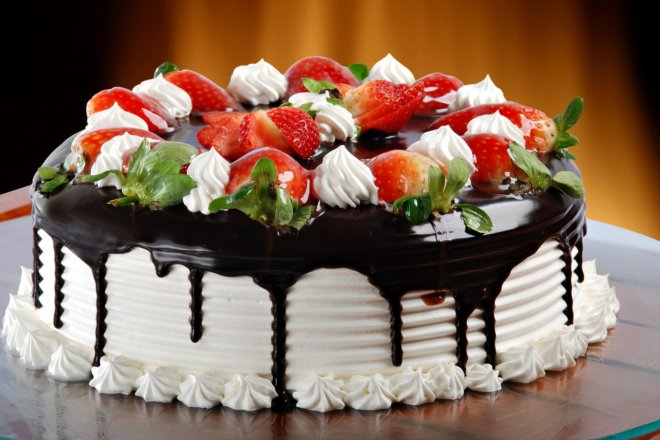 Торт «Шах и мат»