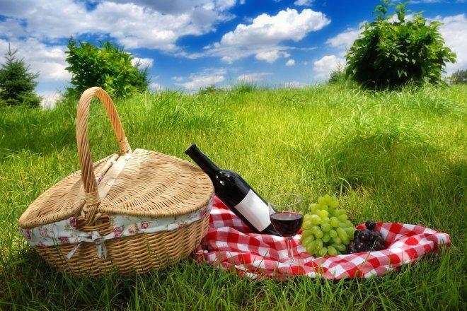 В Греции предлагается носить с собой еду на пикник в съедобных контейнерах